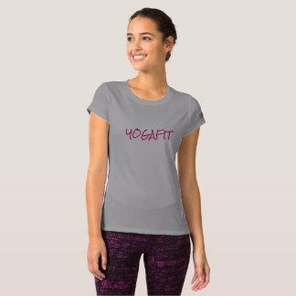 WOMEN'S YOGA FIT T-SHIRT