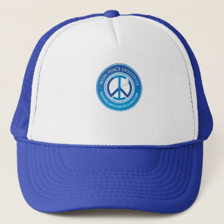 Won Peace logo hat