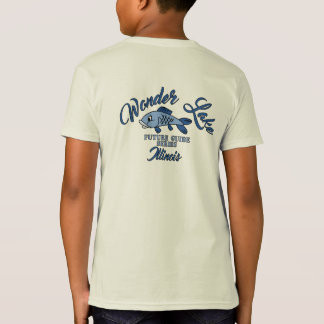 Wonder Boy's Kids American Apparel Organic T-Shirt