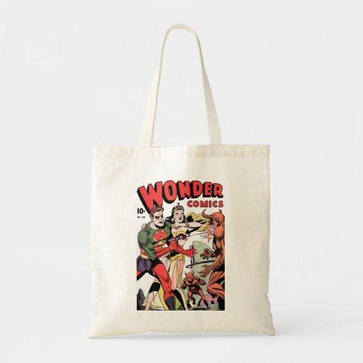 Wonder Comics #10 Bag