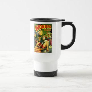 Wonder Comics 15 Stainless Steel Travel Mug