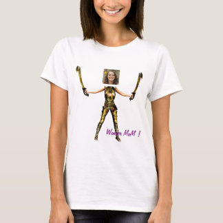 Wonder Fairy Princess, Swords - Photo Insert YOUR T-Shirt