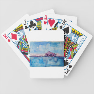 Wonder from Downunder Sydney Bicycle Playing Cards