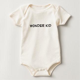 Wonder Kid Baby Bodysuit