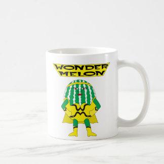 Wonder Melon Basic White Mug