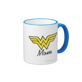 Wonder Mom Classic Coffee Mugs