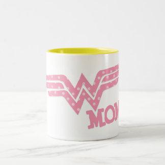 Wonder Mom Pink Mug