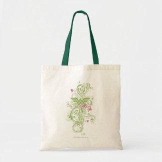 Wonder Mom Swirls Budget Tote Bag