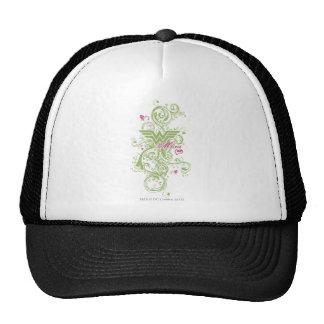 Wonder Mom Swirls Trucker Hats