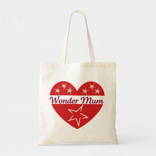 Wonder Mum Bag (UK version)