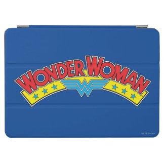 Wonder Woman 1987 Comic Book Logo iPad Air Cover