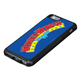 Wonder Woman 1987 Comic Book Logo OtterBox iPhone 6/6s Case
