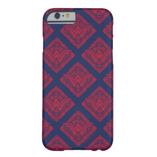 Wonder Woman Amazonian Symbol Barely There iPhone 6 Case