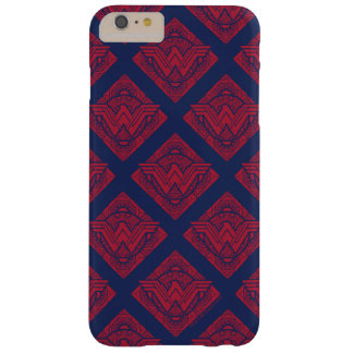 Wonder Woman Amazonian Symbol Barely There iPhone 6 Plus Case