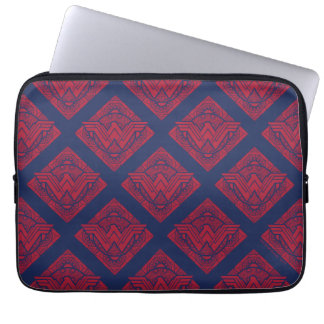 Wonder Woman Amazonian Symbol Laptop Sleeve
