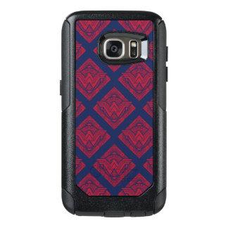 Wonder Woman Amazonian Symbol OtterBox Samsung Galaxy S7 Case