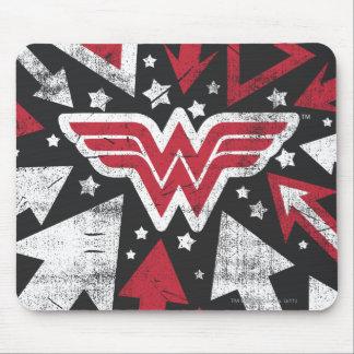 Wonder Woman Arrows Mousepad