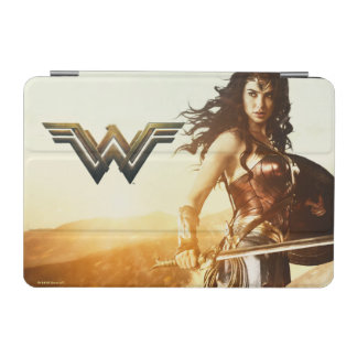Wonder Woman At Sunset iPad Mini Cover