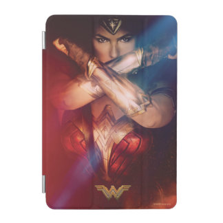 Wonder Woman Blocking With Bracelets iPad Mini Cover