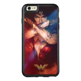 Wonder Woman Blocking With Bracelets OtterBox iPhone 6/6s Plus Case
