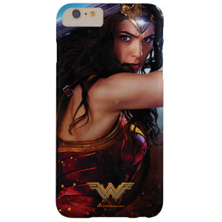 Wonder Woman Blocking With Sword Barely There iPhone 6 Plus Case