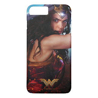 Wonder Woman Blocking With Sword iPhone 8 Plus/7 Plus Case