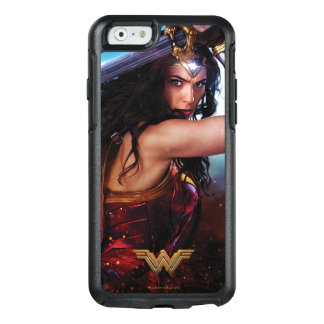 Wonder Woman Blocking With Sword OtterBox iPhone 6/6s Case