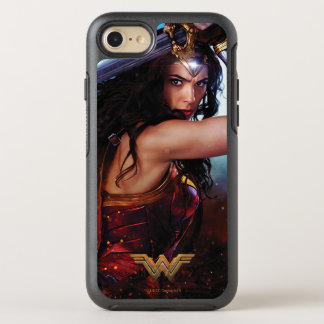 Wonder Woman Blocking With Sword OtterBox Symmetry iPhone 8/7 Case