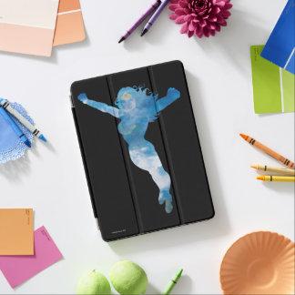 Wonder Woman Blue Sky Silhouette iPad Air Cover