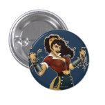 Wonder Woman Bombshell Button