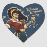 Wonder Woman Bombshell Sticker