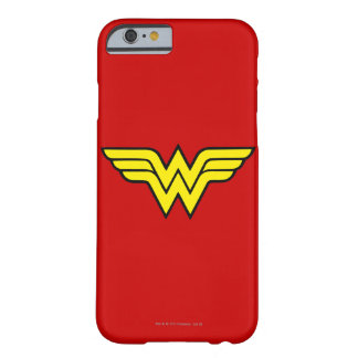Wonder Woman Classic Logo Barely There iPhone 6 Case