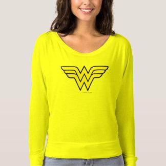 Wonder Woman | Classic Logo T-Shirt