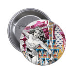 Wonder Woman Collage 5 6 Cm Round Badge
