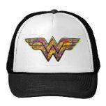 Wonder Woman Colourful Logo Cap
