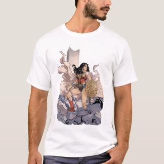 Wonder Woman Comic Cover #13 Graphic T-Shirt