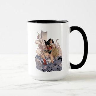 Wonder Woman Comic Cover #13 Mug