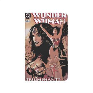 Wonder Woman Comic Cover #150: Triumphant Journal