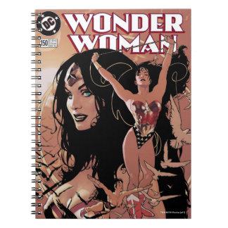 Wonder Woman Comic Cover #150: Triumphant Notebook