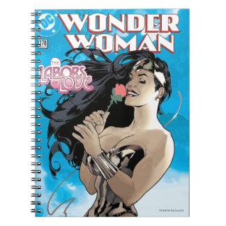 Wonder Woman Comic Cover #178 Notebooks