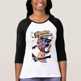 Wonder Woman Comic Cover #1 T-Shirt