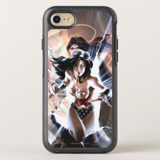 Wonder Woman Comic Cover  #609 Variant OtterBox Symmetry iPhone 7 Case