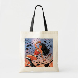 Wonder Woman Cover #1 Canvas Bags