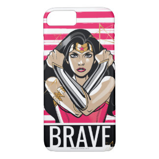 Wonder Woman Defend - Template iPhone 8/7 Case