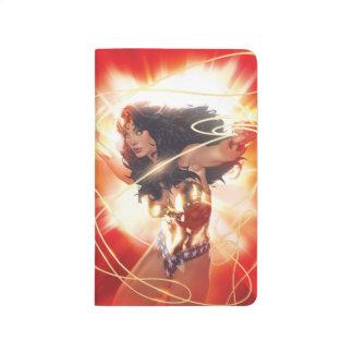 Wonder Woman Encyclopedia Cover Journal
