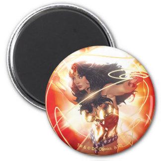 Wonder Woman Encyclopedia Cover Magnet