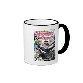 Wonder Woman Featuring Wonder Girl Ringer Mug