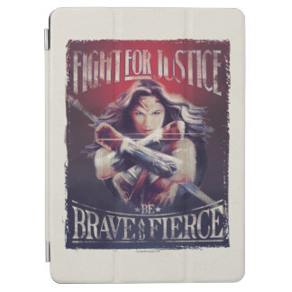 Wonder Woman Fight For Justice iPad Air Cover