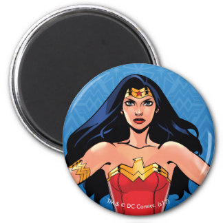 Wonder Woman - Fight For Peace Magnet