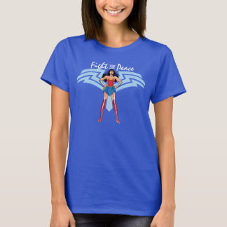 Wonder Woman - Fight For Peace T-Shirt